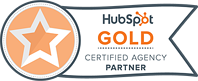 Hubspot Gold Agency Partner