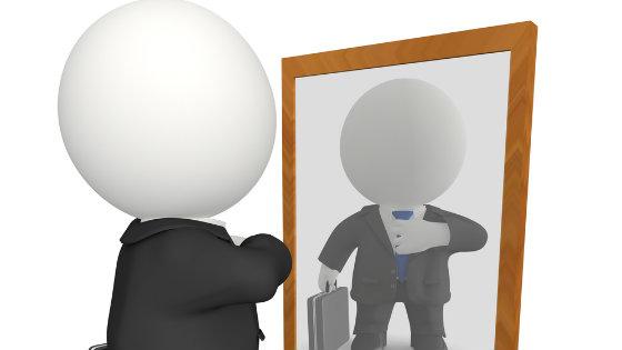 vanity-urls-person-looking-in-mirror