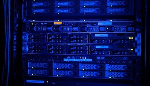 HIPAA Hosting Cluster