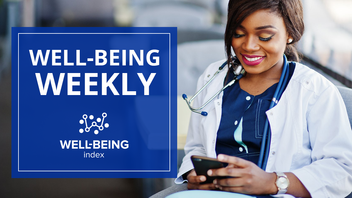 Well-Being Weekly | Week of October 5th, 2020